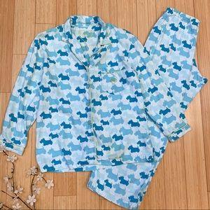 Victoria's Secret flannel PJ pajama set, S.